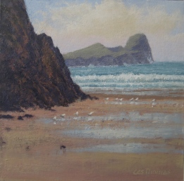 Worm's Head, Rhossili (SOLD)