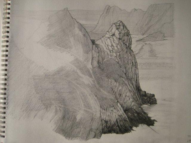 Three cliff Bay, Gower