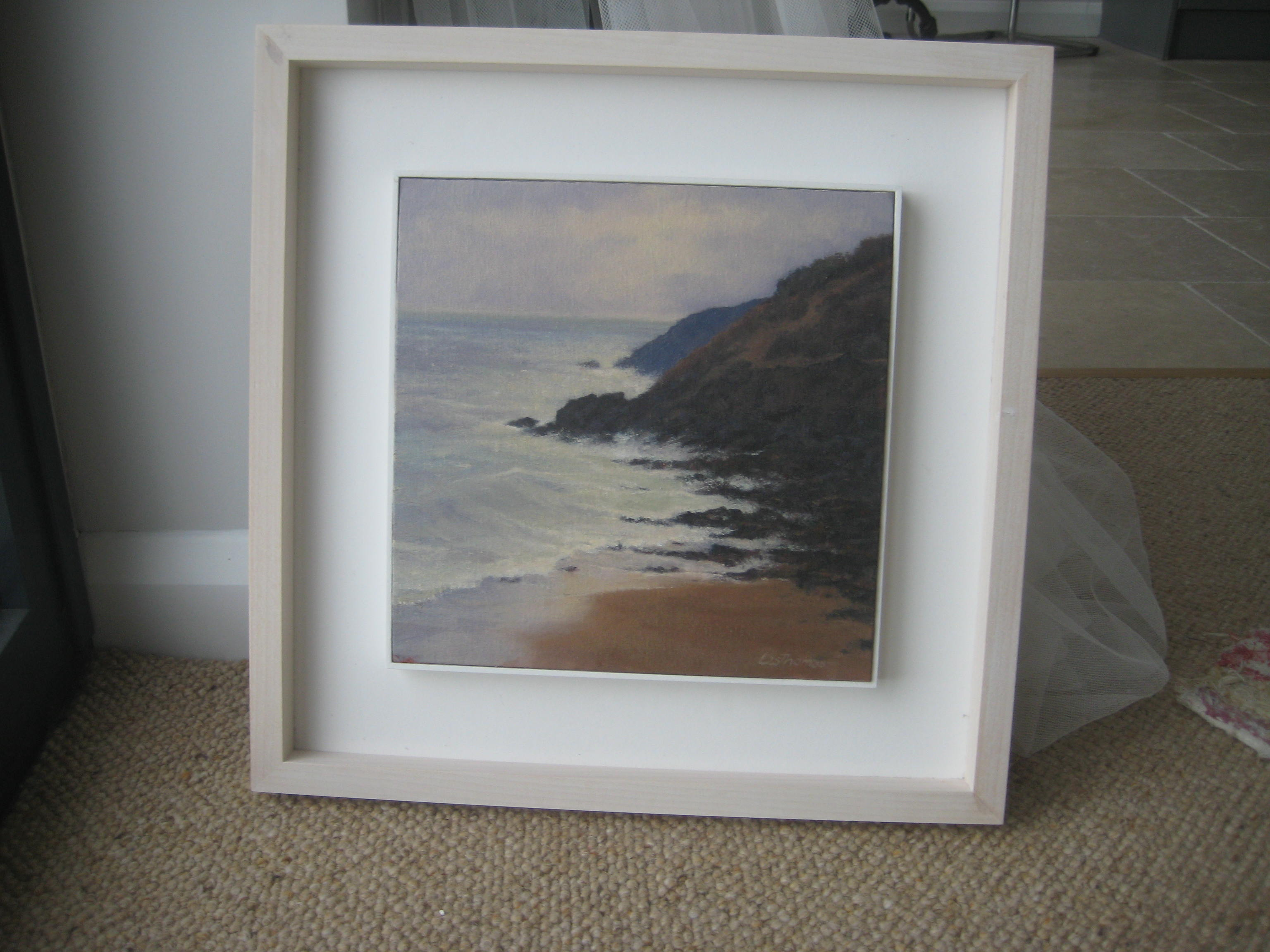 Frames from St Ives, Cornwall | Les Thomas – the painter\'s progress
